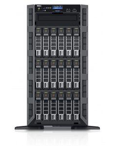 DELL T630, PowerEdge. Prozessor-Taktfrequenz: 2,4 GHz, Prozessorfamilie: Intel Xeon E5 v4, Prozessor Cache Typ: Smart Cache. Gesamtspeicherkapazität: 300 GB, Festplatten-Drehzahl: 10000 RPM, Festplattenkapazität: 300 GB. RAM-Speicher: 32 GB, Interner Speichertyp: DDR4-SDRAM, RAM-Speicher maximal: 1536 GB. Maximaler Grafikkartenspeicher: 16 MB, Grafikkarte: G200, Grafikkarte-Familie: Matrox. Verkabelungstechnologie: 10/100/1000Base-T(X), Ethernet Schnittstellen Typ: Gigabit Ethernet #Dell…