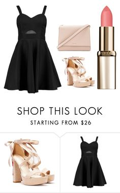 """""""Untitled #36"""" by unicorn-designs ❤ liked on Polyvore featuring Nasty Gal, Boohoo and Kate Spade"""