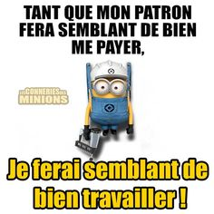 86 Funny Quotes Minions And Minions Quotes Images - Page 3 of 9 - Dreams Quote Minions Quotes, Jokes Quotes, New Quotes, Quotes Images, Citation Minion, Minion Talk, Minion Humour, Funny Jokes, Hilarious
