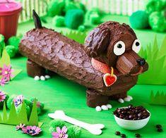 Frankfurt the sausage dog cake recipe | Food To Love