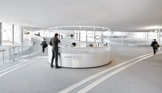 EPFL ROLEX LEARNING CENTRE, Lausanne, Switzerland. Rolex Learning Center, Learning Centers, Lausanne, Switzerland, Opera House, Centre, Google Search, Architecture, Book