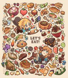 The Legend Of Zelda, Legend Of Zelda Memes, Legend Of Zelda Breath, Zelda Drawing, What A Nice Day, Image Zelda, Botw Zelda, Prop Design, Fan Art