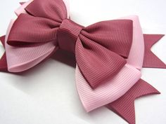 Excited to share the latest addition to my #etsy shop: Dusty pink bow Dusty pink Bow dusty rose Hair bow set little girl hair bow girl pink Hairbow Pink baby large bow Pink Hair bows for girls http://etsy.me/2iqvd2F #accessories #hair #beige #birthday #valentinesday #dustypink #b