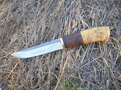 Custom handmade one of a kind hunting knife - Kirilvm