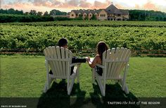 Niagara on the Lake-Canada  I can never get enough of all the amazing wineries and the charming shops in town!