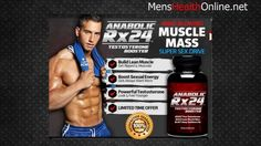 Anabolic Rx24 is a dietary supplement that has the amazing ingredients taken from organic sources and processed clinically in a GMP-certified laboratory. This is fit for those individuals who have been suffering from so much body weakness, sex drive decline, and muscle shrinking. This is proven, not by those fake claimers, but by those real people, who have been using this formula since then until now. It has an affordable price via its official web site.