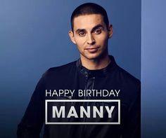 Happy Birthday, Manny! ♡ ;-) #9/26/14