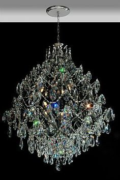 1000 images about chandeliers on pinterest crystal chandeliers chandeliers and pink chandelier. Black Bedroom Furniture Sets. Home Design Ideas