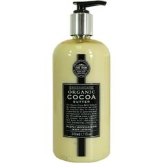 Cocoa Butter Greenscape Somerset Organic Deeply Moisturizing Body Lotion 17 fl oz by Asquith & Somerset. $12.99. Organic Cocoa Butter leaves skin soft, smooth and supple. It creates and protective layer between skin and the environment and while helping to retain moisture.