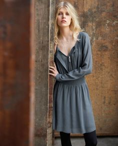 Nessie dress. Very pretty but too costly for a viscose dress.