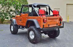 Jeep Sport Quadra Trac Suv Lifted Skyjacker Custom W Nitto Grapplers - Used Jeep Cj for sale in Miami, Florida Cj Jeep, Jeep Cj7, 2018 Jeep Wrangler Unlimited, Used Jeep, Jeep Accessories, Jeep Models, Big Rig Trucks, Chevrolet Silverado, Car Detailing