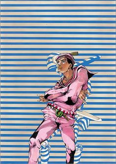 Feh Yes Vintage Manga — I have a new Jojolion playlist ready for anyone. Manga Anime, Comic Manga, Manga Art, Jojo Bizarre Adventure, Jojo Anime, Bizarre Art, Film D'animation, Madonna, Manga Covers