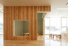 Leimond Nursery school / Archivision Hirotani Studio
