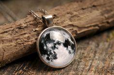 Volle Maan halsketting
