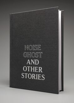 Cover of Noise Ghost and Other Stories photograph by Ian Lefebvre. Canadian Art, Detailed Drawings, Art World, Book Art, Photograph, Cover, Prints, Life, Photography