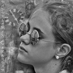 Portret Daydream girl in Amsterdam photography