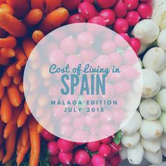 Cost of living in Spain, Malaga edition (valid for the east of Malaga area where Nerja is)