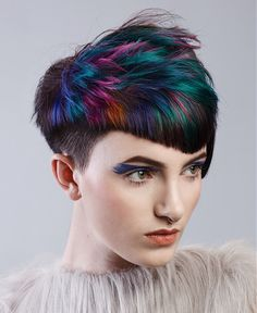 Nelson Hairdressing Short Black Hairstyles