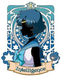 Sailor Mercury (#Ami Mizuno #Sailor Mercury)