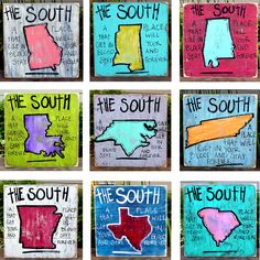 Proud to be from Mississippi but love living in Alabama!!!! Pin Your State! Bourbon and Boots wants to know where you're from! And that way I will be sure of where to send YO present!!!