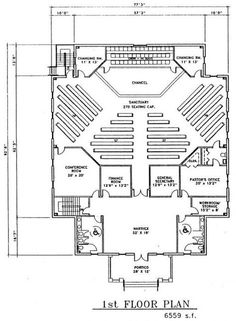 Church floor plans free designs free floor plans building plans small church building plans joy studio design gallery best design malvernweather Choice Image