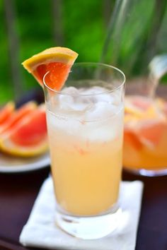 Grapefruit Margaraita
