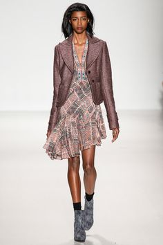 Nanette Lepore Fall 2014 Ready-to-Wear Collection - Vogue Simply Fashion, Pop Fashion, Fashion Prints, Passion For Fashion, High Fashion, Luxury Fashion, Fashion Show, Womens Fashion, Fashion Design