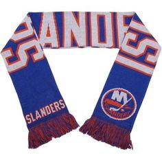 0aa5c4292e3 New York Islanders Wordmark Knit Scarf