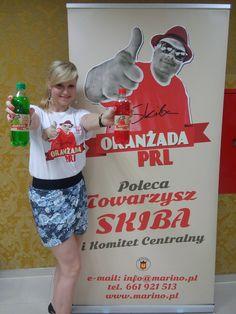 Oranżada PRL w nowej butelce 2 litrowej już do nabycia w ogólnopolskiej sieci NETTO. http://www.netto.pl