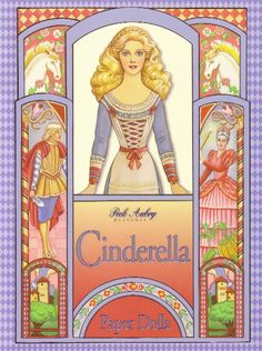 Paper Dolls~Cinderella – Bonnie Jones – Picasa Nettalbum