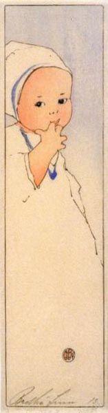 Bertha Lum, 1912  You can find more of her beautiful work here ~  http://www.bertha-lum.org/acc.Asp