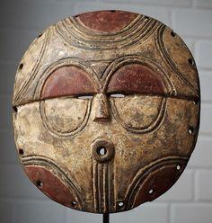 Plateforme de ventes aux enchères en ligne Catawiki : 'Kidumu' Mask - Teke - D.R. Congo