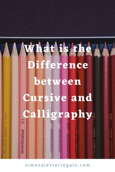 In this article, I am talking about how you might be practicing calligraphy wrong and the differences between calligraphy and cursive. This will all include calligraphy tips and tricks, lettering tips and tricks, calligraphy tips for beginners, lettering tips for beginners, lettering hacks, calligraphy hacks tips, calligraphy hacks ideas, hand-lettering tips and tricks, hand lettering for beginners, brush lettering tutorial, hand lettering tutorial, lettering art tutorial.