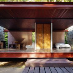 Casa de piedra de fin de semana - Noticias de Arquitectura - Buscador de Arquitectura