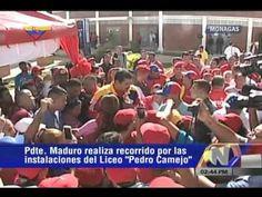 Maduro entrega los Premios de Ciencia, Tecnologia e Innovación (completo)