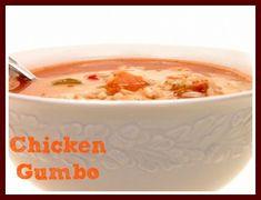 Chicken Gumbo!  YUM