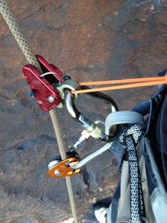 Going Solo – A Solo Toprope Setup – Finding Balance Solo Climbing, Climbing Tools, Climbing Rope, Mountain Climbing, Trekking, Climbing Technique, Tree Felling, Escalade, Rappelling
