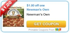 Tri Cities On A Dime: SAVE $1.00 ON NEWMAN'S OWN PIZZA