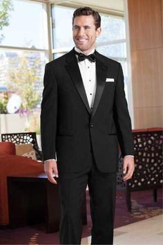 Tuxedo Etiquette 101 - Black Tie