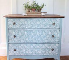 Chalk Paint, Ideas Para, Restoration, Dresser, Antiques, Painting, Furniture, Restore, Home Decor