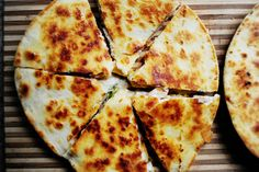 Another pic of Pioneer Woman's Grilled Chicken and Pineapple Quesadillas - cuz they look soooo good.