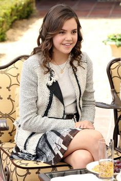 """#TheFosters 2x04 """"Say Something"""" - Bailee Madison as (Sophia)"""