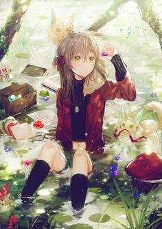 29 ideas for funny anime gurl kawaii Manga Girl, Manga Anime, Fanarts Anime, Kawaii Anime Girl, Anime Girl Cute, Anime Art Girl, Anime Girls, Anime Fantasy, Anime Style