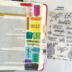 Bible Journaling by christyharris @christyharris