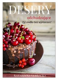 Chocolate cake with cherries on wooden background by Alena Haurylik - Photo 96428411 - Köstliche Desserts, Plated Desserts, Delicious Desserts, Chocolate Cherry Cake, Delicious Chocolate, Cacao Chocolate, Chocolate Dreams, Chocolate Lovers, Chocolates