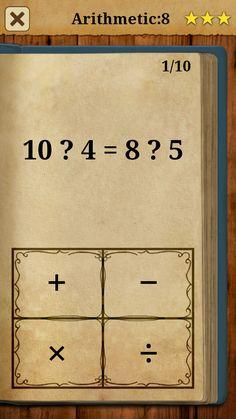 1 Math Games, Maths, Arithmetic