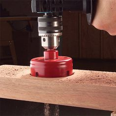 Quick Tip: Using a hole-saw