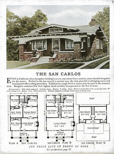 The San Carlos - Sterling Kit House