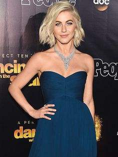 Julianne Hough Talks Body Confidence with Yahoo Style