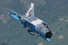 The Aviationist » Jaw-dropping air-to-air photographs of the Romanian Air Force Mig-21 LanceRs and Portuguese F-16s